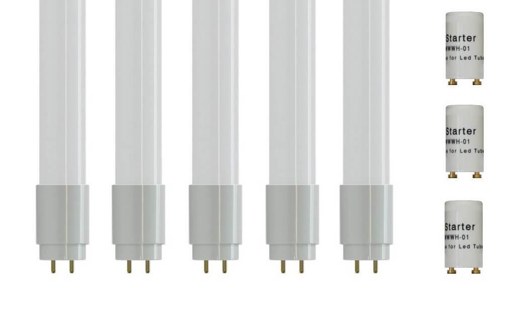 G13 LED Test - Die besten Leuchtmittel-Röhren » Sir Apfelot