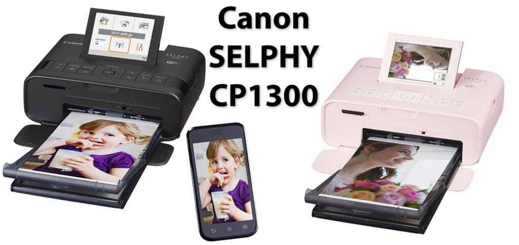 Der Canon SELPHY CP1300 Test von Marc Arzt zeigt, dass der mobile Foto-Drucker durchaus Stärken hat. Die Schwächen kann man fast vernachlässigen. Bilderquelle: Amazon