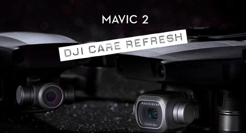Das Austauschprogramm für die DJI Mavic 2 Pro und Zoom.