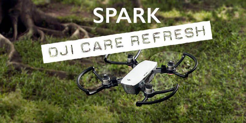 DJI Care Refresh für die Spark Drohne