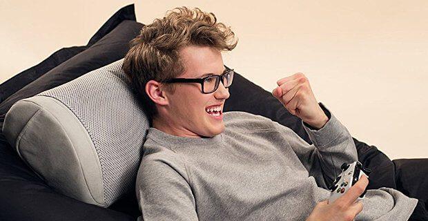 Das Flexound HUMU Augmented Audio Cushion ist ein Lautsprecher-Kissen für Filme, Serien und Games. Hier habe ich Test-Erfahrungen und Kundenrezensionen zusammengetragen.