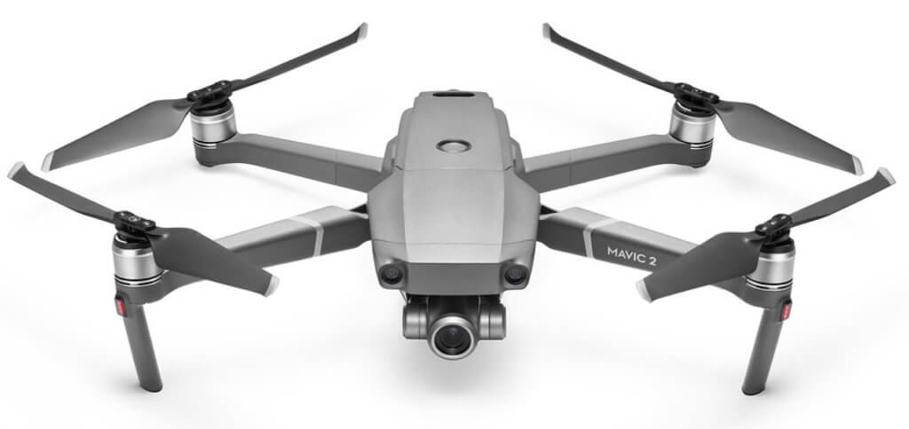 DJI Mavic 2 Zoom Datenblatt