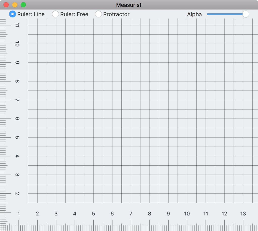 measurist app - bildschirm-lineal für das mac-display » sir apfelot