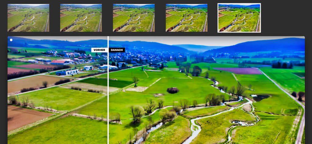 Intelligenztest für Photolemur 3: Leider durchgefallen… der Algorythmus verändert das Bild bei jedem Durchlauf immer wieder. Trotzdem würde ich der Software keine schlechte Note aufgrund dieses Tests geben, denn die Verbesserung der Bildqualität ist beim ersten Durchlauf absolut gegeben (Fotos: Sir Apfelot).