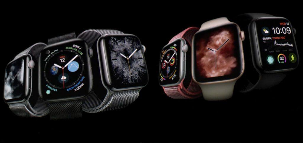 Das Datenblatt der Apple Watch Series 4 bietet technische Daten, welche die Neuerungen und Innovationen der Smartwatch aufzeigen.