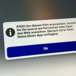 Möchte man sich einen Film der Videociety-Top50-Liste anschauen, wird man darauf hingewiesen, dass man diesen über Diveo Box, Diveo Smart-TV App oder Diveo Web leihen muss, um ihn dann in der Diveo-App anzuschauen.