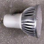 Foto: LED Leuchtmittel mit GU10 Sockel
