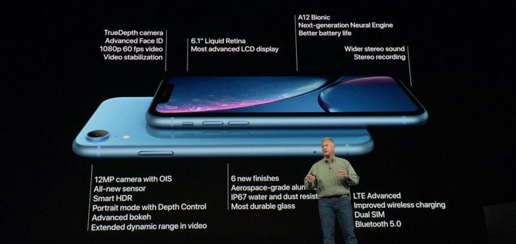 Apple iPhone XR Specs - die wichtigsten Highlights auf einen Blick.