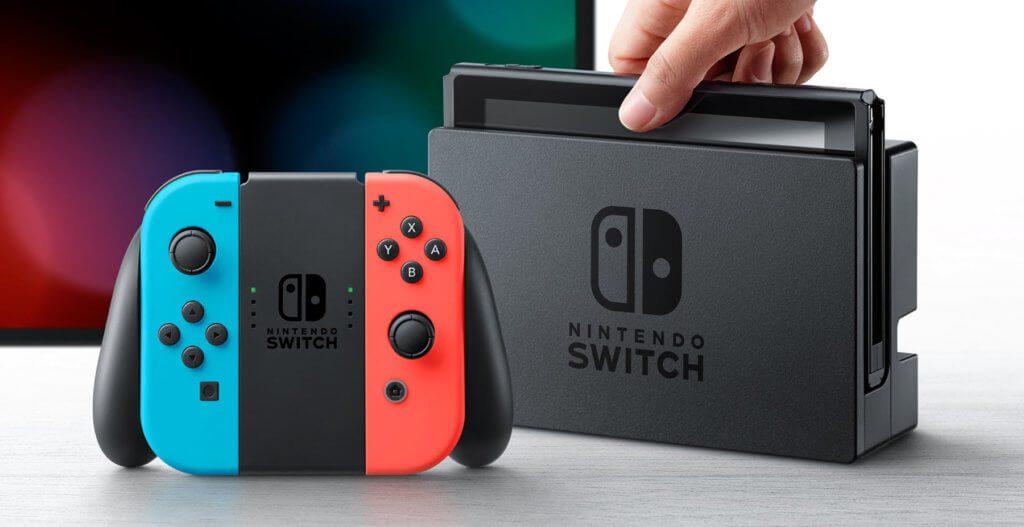 Die am 3. März 2017 erschienene Nintendo Switch Hybrid-Konsole ist Handheld und TV-Spielkonsole zugleich. Spiele, Online-Service, Nintendo-Flair und weitere Elemente machen sie zum modernen Kultobjekt.