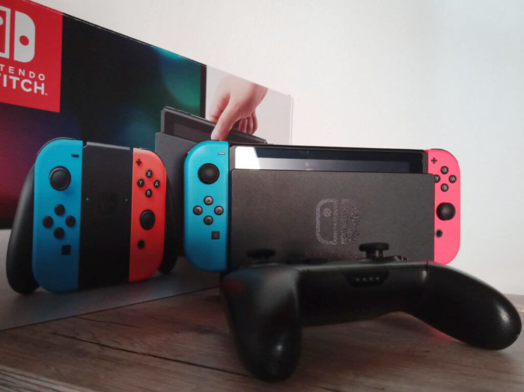 Die Nintendo Switch erschien 2017 mit heftigen Zweifeln der (potenziellen) Nutzer. Nach The Legend of Zelda: Breath of the Wild und weiteren Hits sowie mit aktuellen Neuerungen hat sie aber ihren Platz gefunden.