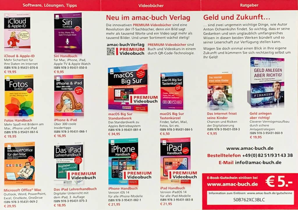 Amac Buch Verlag 2021