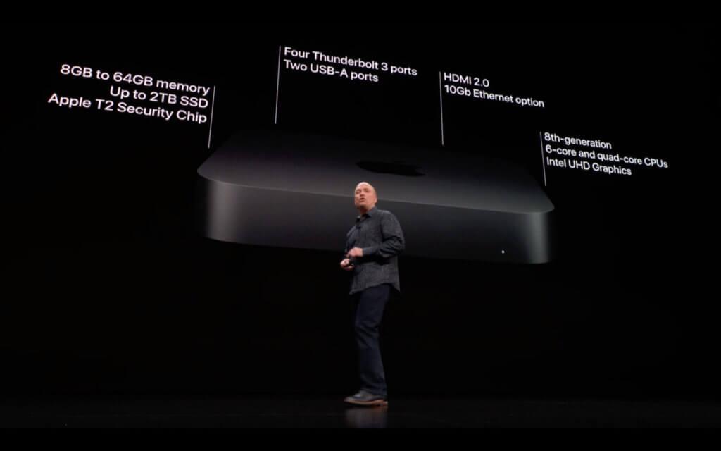 Der Mac Mini 2018