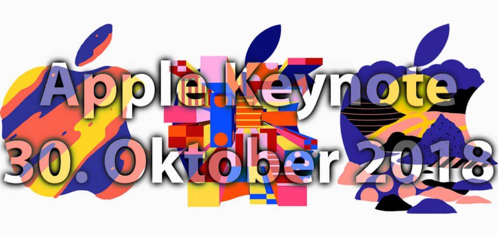 """Mit """"There is more in the making"""" hatte Apple zur Oktober-Keynote geladen. Bei diesem Apple Event am 30. Oktober 2018 wurden … vorgestellt. Hier findet ihr eine Zusammenfassung der Präsentation."""