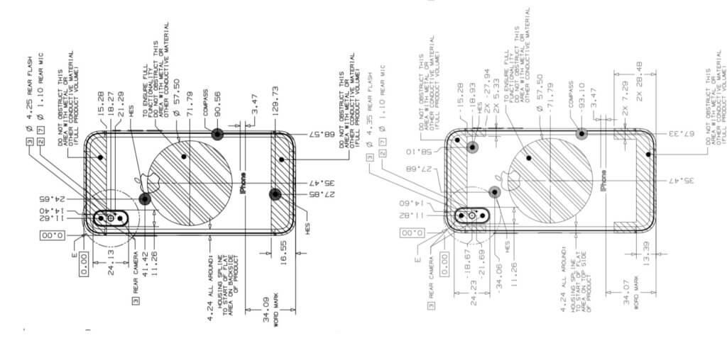 Kann man die iPhone X Hülle am iPhone Xs verwenden oder sind die Maße zu unterschiedlich? Antwort: Nicht zu knapp bemessene Hüllen könne bei beiden Modellen verwendet werden; ein Unterschied besteht im Kamera-Bump.