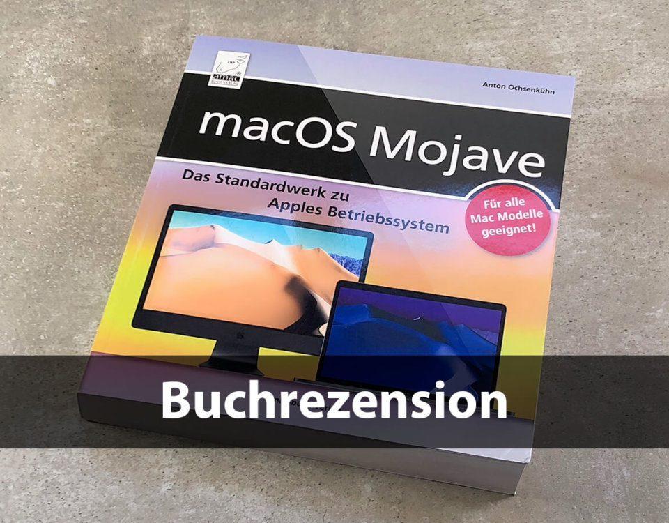 Buchrezension macOS Mojave Handbuch Foto