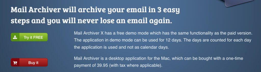 Die Software ist Shareware und kann 12 Tage ohne Einschränkungen ausprobiert werden. Ich war direkt am ersten Tag überzeugt. ;-)