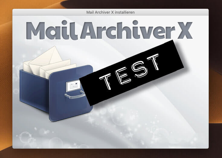 Mail Archiver X im Test