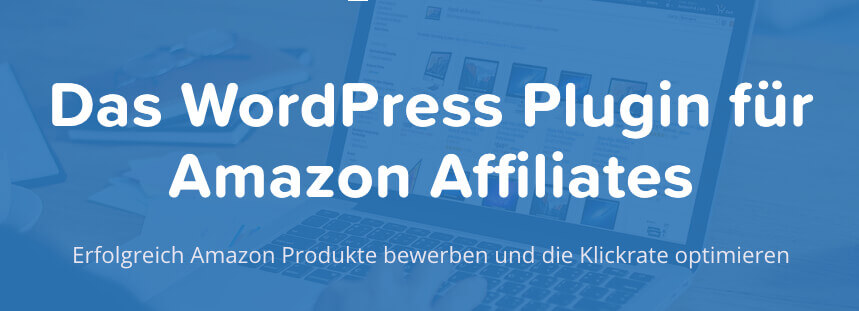 Amazon Affiliate WordPress Plugin (AAWP) – aus meiner Sicht die beste Wahl, wenn man auf seinem Blog Amazon-Produkte bewerben möchte.