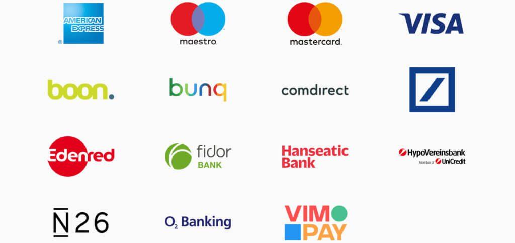 Die offizielle Übersicht der Banken und Kreditinstitute, die Apple Pay in Deutschland ermöglichen. Nach dem Start folgen sichere weitere Einrichtungen.
