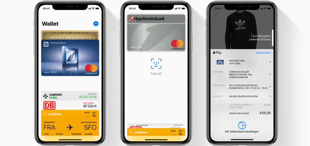 Apple Pay Deutschland ist bald verfügbar. Welche Banken, welche EC-Karte und welche Kreditkarte damit nutzbar sein wird, das erfahrt ihr hier!