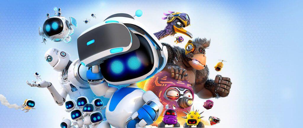 Ein cooles VR-Spiel, das die ganze Familie zocken kann: Astro Bots – ein Muss für Besitzer der PlayStation VR!