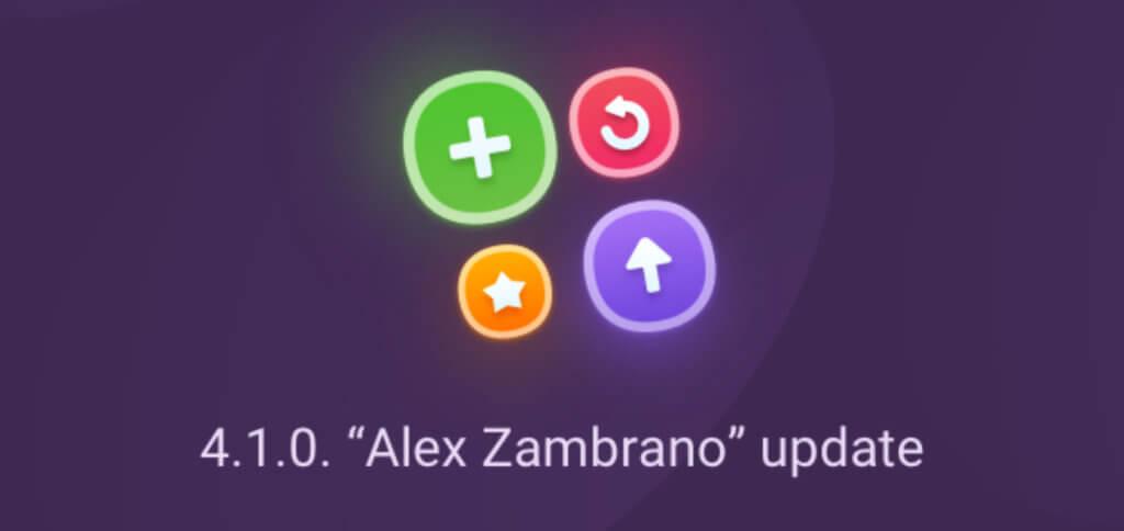 CleanMyMac X 4.1.0 Alex Zambrano bringt die Verwaltung von Erweiterungen sowie von Steam-Spielen (und einige Fixes) mit. Schaut mal rein ;)