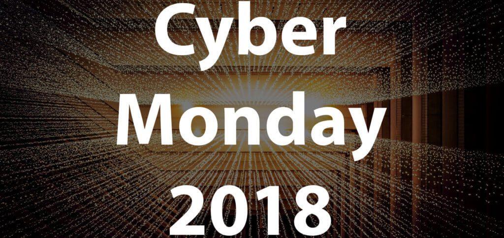 Nur noch heute bis Mitternacht könnt ihr von den Cyber Monday 2018 Deals profitieren, die verschiedene Marken und Händler anbieten!