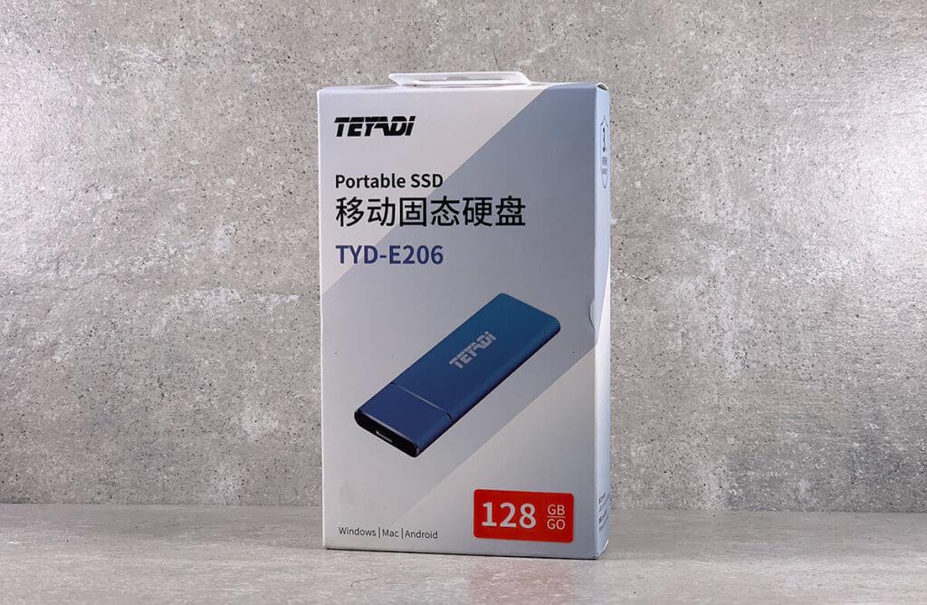 Teyadi SSD in Verpackung – wie schlägt sich die SSD im Praxistest? (Fotos: Sir Apfelot)