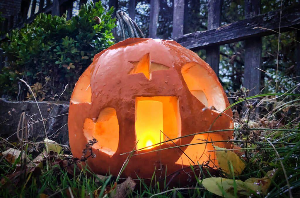 Perfekt für den Einsatz in Kürbissen! Selbst Regen und Wind macht diesen flammenlosen, elektrischen Kerzen nichts aus.