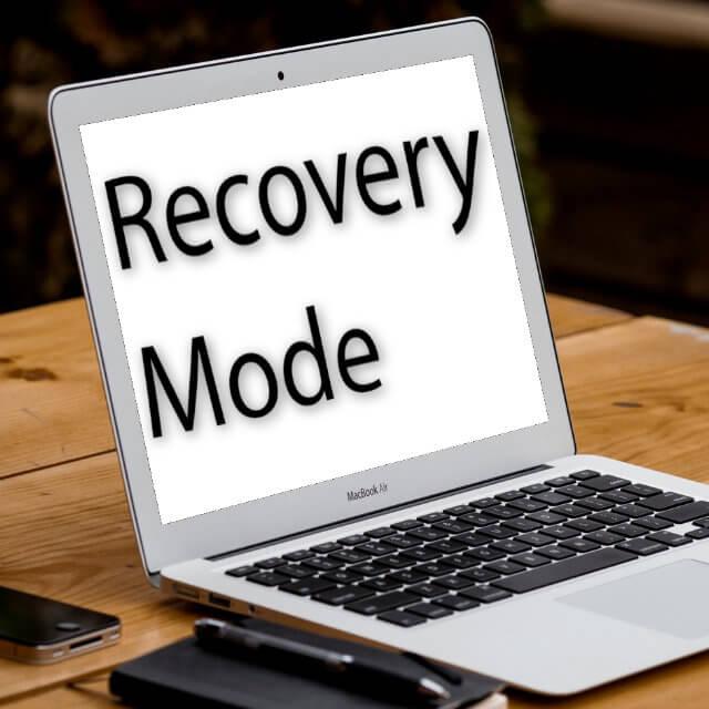 Mac im Recovery Mode
