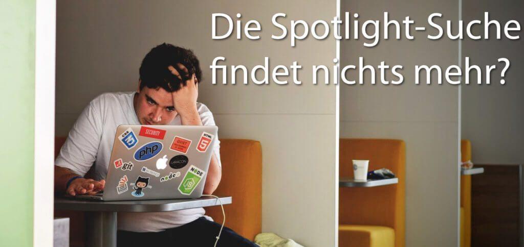 Die Spotlight-Suche findet nichts? Ihr könnt den Spotlight-Index neu erstellen, indem ihr das macOS Terminal nutzt. Hier die Schritt-für-Schritt-Anleitung!