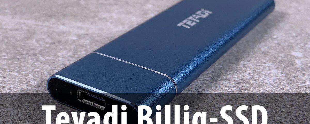 Teyadi Billig-SSD im Test