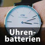 Knopfzelle SR626SW: Technische Daten und Alternativen zu dieser Batterie