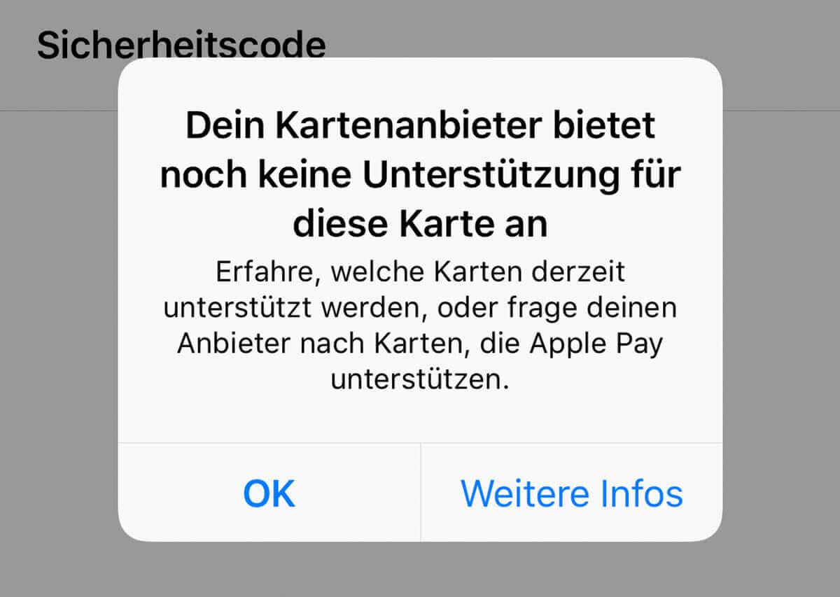 Cvv Nummer Ec Karte Sparkasse.Apple Pay In Deutschland Gestartet Sparkasse Nicht Dabei