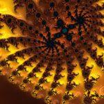 Frax HD Fraktal Sonnenblume