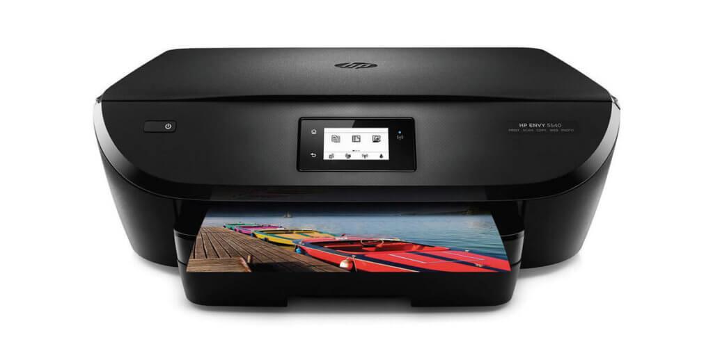 Mein HP Envy 5540 Farbtintenstrahldrucker