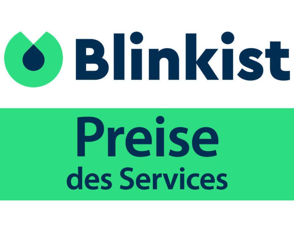 Blinkist Preise – das kostet der Service