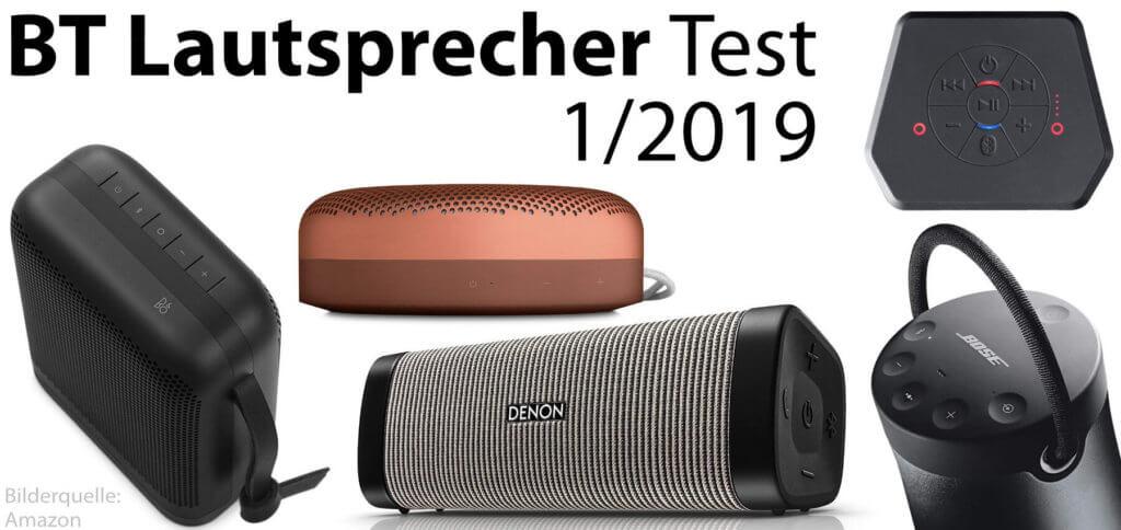 Die besten Bluetooth-Lautsprecher Anfang 2019 laut Stiftung Warentest findet ihr hier. Und dazu: Amazon Bestseller sowie eigene Test-Berichte, Erfahrungen und Empfehlungen.