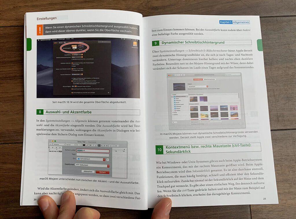 Das Buch von Anton Ochsenkühn enthält über 250 Tipps, die mit Screenshots und ausführlichen Erklärungen auch für Anfänger leicht nachvollziehbar sind.