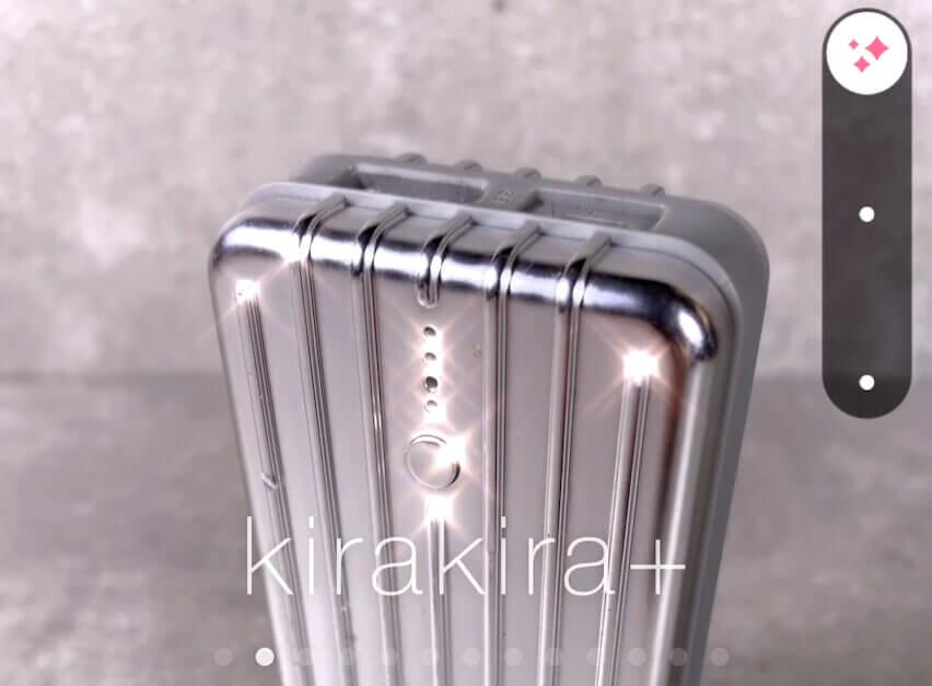 "Filter ""KiraKira+"""