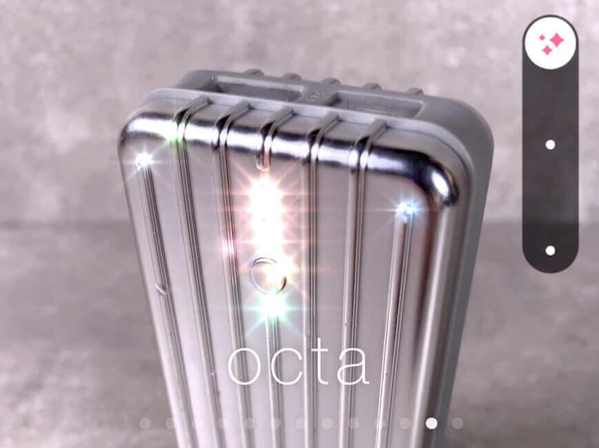 """Filter """"Octa"""""""
