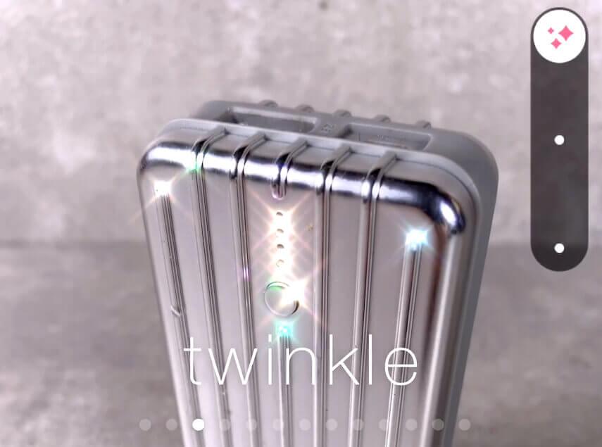 """Filter """"Twinkle"""""""
