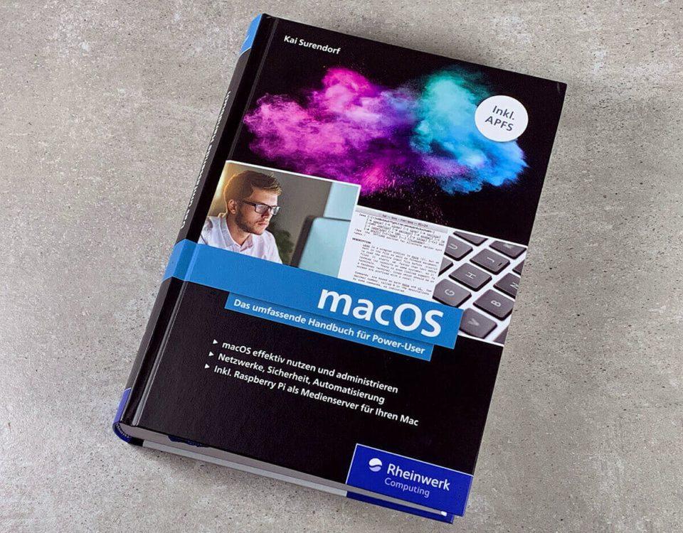 macOS – Das umfassende Handbuch für Poweruser