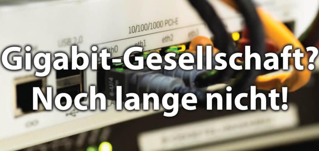 Mit der Veranstaltung zum Tele-Kompass bzw. TeleKompass des VATM wurden mehrere Aussagen, Studien und Empfehlungen für Netzausbau und Gigabit-Erschließung herausgegeben.