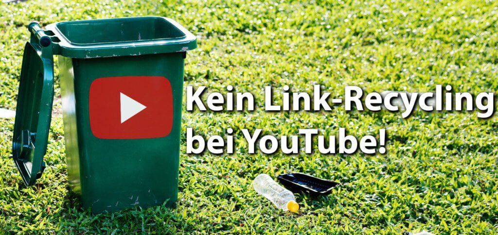 Ein YouTube Video durch ein neues ersetzen und dabei die URL behalten? Das geht nicht. Was ihr dennoch tun könnt, zeige ich euch hier!