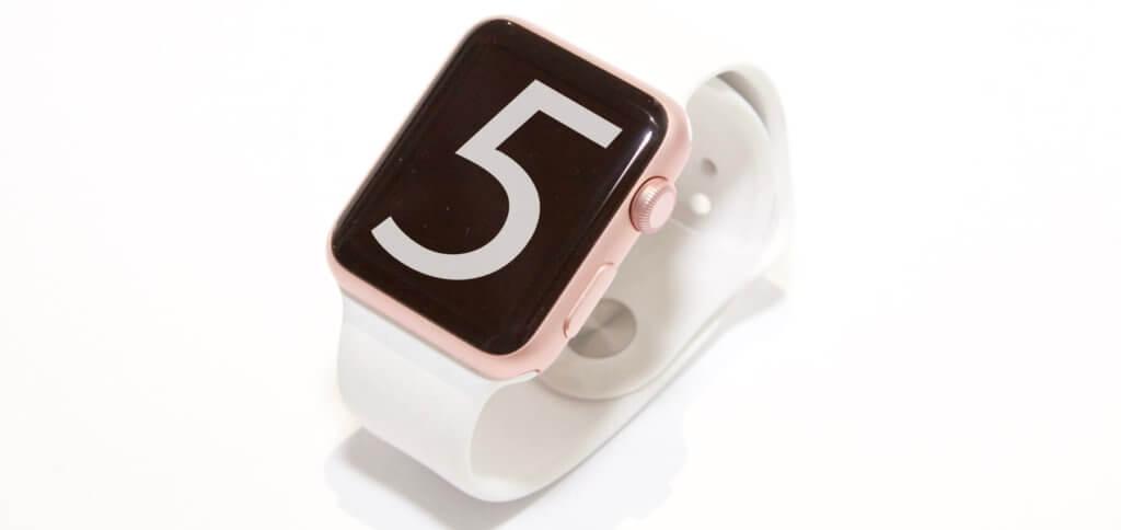 Aktuelle Apple Watch Series 5 Gerüchte und Leaks von Analyst Ming-Chi Kuo und weiteren Quellen: EKG, Schlafüberwachung, Keramik-Gehäuse, S5-Chip und mehr.