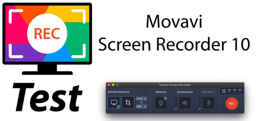 Der Movavi Screen Recorder 10 für macOS im Test. Informationen zu Installation, Nutzung der Bildschirmaufnahme-Software und Ausgabe von Videos findet ihr hier.