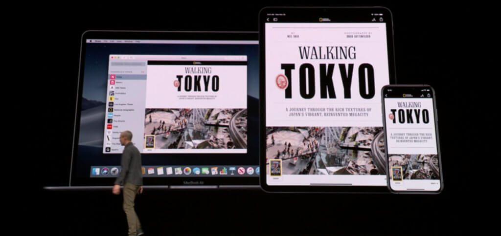 Das neue Zeitschriften-Abo-Angebot aus Cupertino lässt sich system- und geräteübergreifend unter macOS und iOS nutzen.