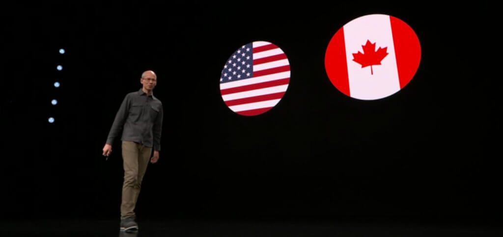 Apple News+ wird es vorerst nur für Kunden in den USA und Kanada geben.
