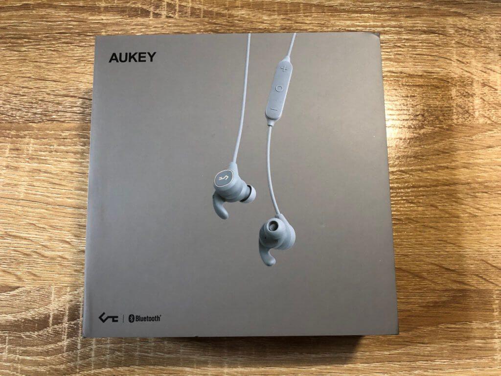 Die AUKEY EP-B60 aus der neuen Key Series sind Bluetooth-Kopfhörer mit Noise Isolation und USB-C-Ladeanschluss.